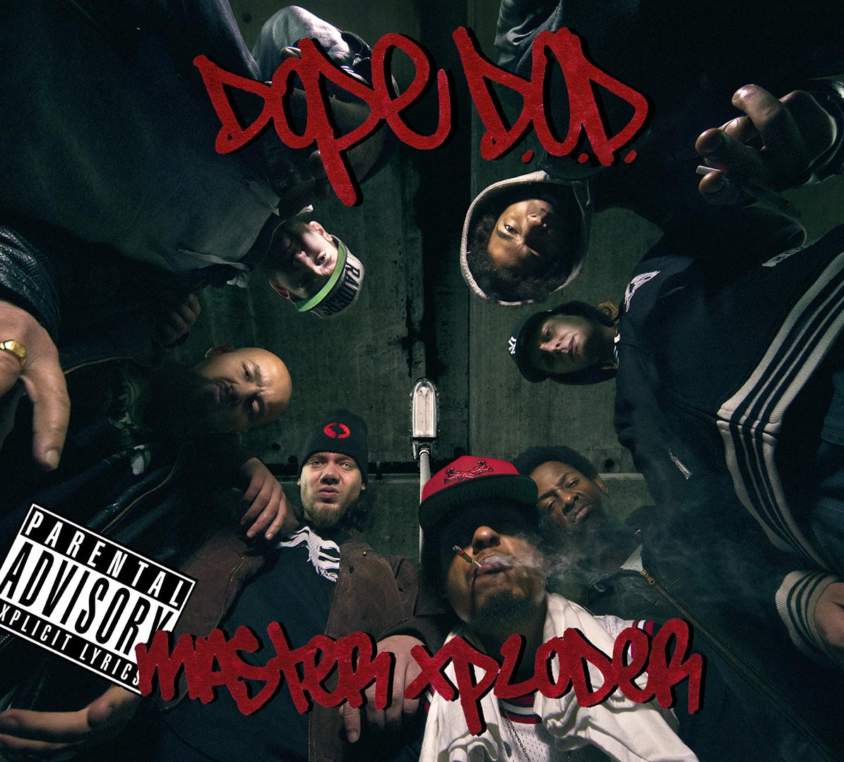 Master Xploder - Cover (Front)